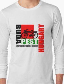 BUDAPEST, HUNGARY-2 Long Sleeve T-Shirt