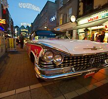 Classic Cadillac by Aaron Corr