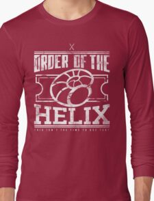 Order of the Helix Long Sleeve T-Shirt