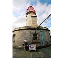 Dun Laoghaire Lighthouse Photographic Print
