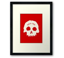 Redshirt Framed Print