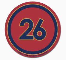 #26 - Daniil Kvyat (Scuderia Toro Rosso) One Piece - Short Sleeve