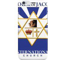 House of Jacob logo iPhone Case/Skin