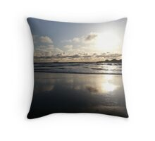 Of Land and Sea Throw Pillow