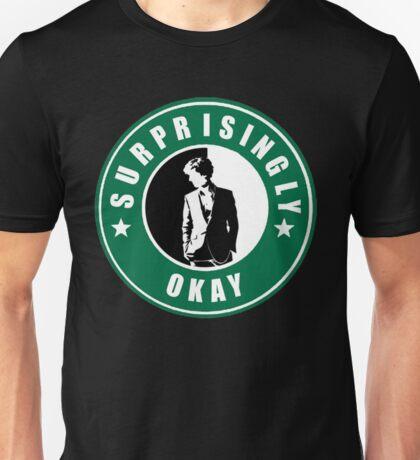 Surprisingly Okay Unisex T-Shirt