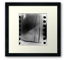 Aged Lomo Film #1 Framed Print
