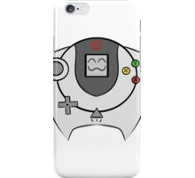 SEGA HAPPY DREAMCAST iPhone Case/Skin