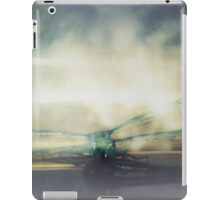 dragonfly macro 2 iPad Case/Skin