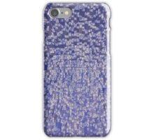 3D Cube Effect - Purple iPhone Case/Skin