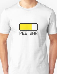 Pee Bar Unisex T-Shirt