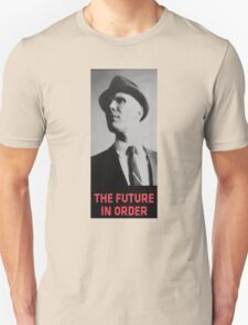 The Future in Order fringe tribute T-Shirt