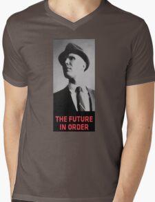 The Future in Order fringe tribute Mens V-Neck T-Shirt
