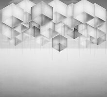 Boxes Hit the Ceiling by YoPedro