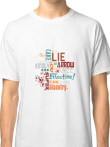 Nerd Shirt Classic T-Shirt