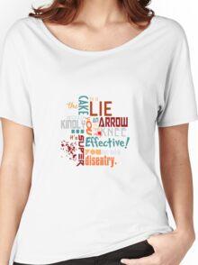 Nerd Shirt Women's Relaxed Fit T-Shirt