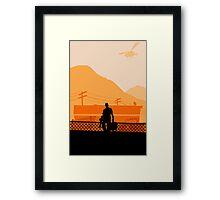 Grand Theft Auto: Trevor Framed Print
