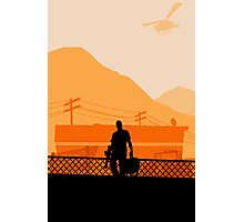 Grand Theft Auto: Trevor Photographic Print