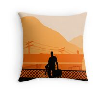 Grand Theft Auto: Trevor Throw Pillow
