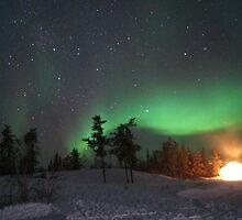 Aurora Borealis by MickCook