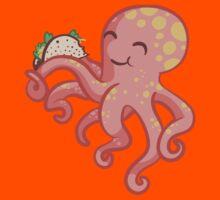 Tako-Taco cute octopus Kids Clothes