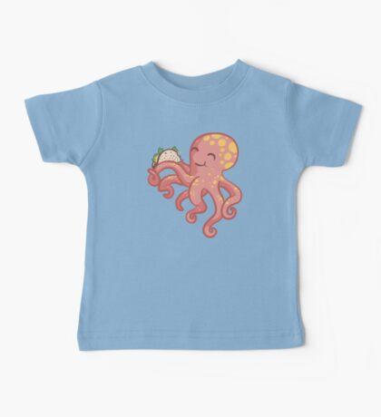 Tako-Taco cute octopus Baby Tee