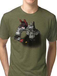 Heeding the Call of Play Time Tri-blend T-Shirt