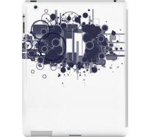 Circles iPad Case/Skin