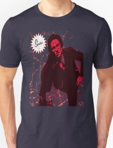 Mike Strutter red  Unisex T-Shirt