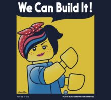 WE CAN BUILD IT! Kids Clothes