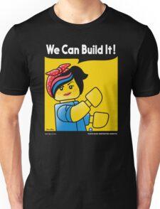 WE CAN BUILD IT! Unisex T-Shirt
