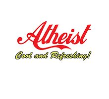 Atheist — Cool and Refreshing! by atheistcards