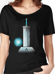 MASTER BUSTER SWORD Women's Relaxed Fit T-Shirt
