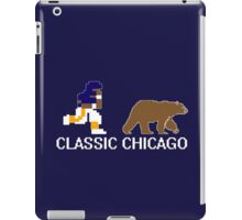 Classic Chicago iPad Case/Skin