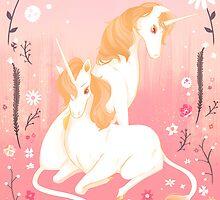 Unicorn Paradise by Ennemme