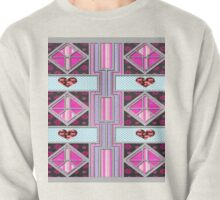 Valentine Heart patchwork gifts Pullover