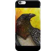 Magpie Morning iPhone Case/Skin