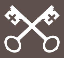 Crossed Keys by sparksandburns