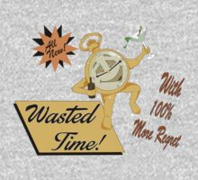 Wasted Time by ThePBF