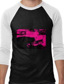 U lookin at me  Men's Baseball ¾ T-Shirt