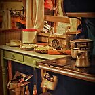 Grandma's Kitchen by TeresaB