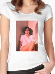 Fabienne Women's Fitted Scoop T-Shirt