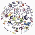 Led Zeppelin III  by deergoddess