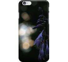 Evening bells iPhone Case/Skin