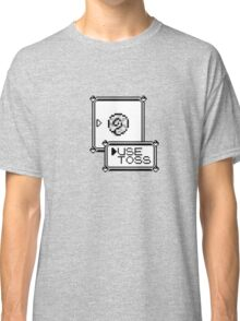 Use Helix Fossil [GrayScale] Classic T-Shirt
