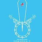 Persona 3 by Alaska _