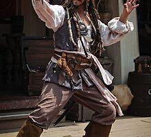Adventures of Capt. Jack by Chris Lanam