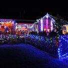 Christmas Lights by JaninesWorld