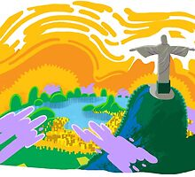 Beautiful Brasil by annafama