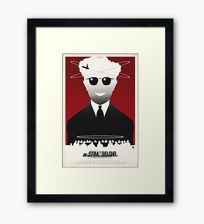 Dr Strangelove (SK Films) Framed Print