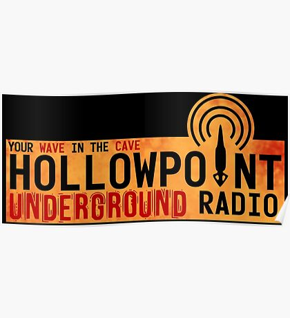 Underground Radio Poster